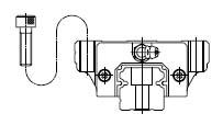LH-EL-GL直线导轨安装方式-NSK直线导轨,日本NSK导轨滑块代理销售